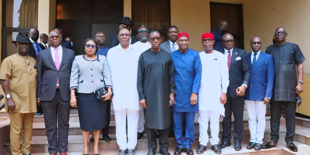 Contribute toward surmounting developmental challenges, Okowa charges appointees